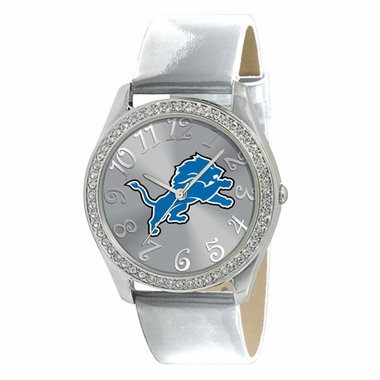Detroit Lions Women's Glitz Watch
