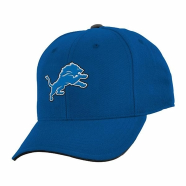 Detroit Lions Youth Adjustable Slouch Hat