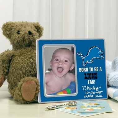 Detroit Lions Youth Picture Frame