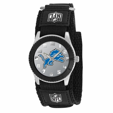Detroit Lions Youth Rookie Watch (Black)