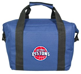 Detroit Pistons 12 Pack Cooler Bag