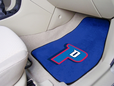 Detroit Pistons 2 Piece Car Mats