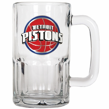 Detroit Pistons 20oz Root Beer Mug