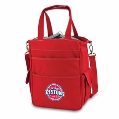 Detroit Pistons Activo Tote (Red)