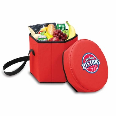 Detroit Pistons Bongo Cooler / Seat (Red)