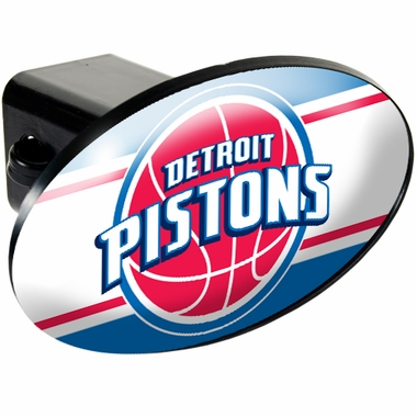 Detroit Pistons Economy Trailer Hitch