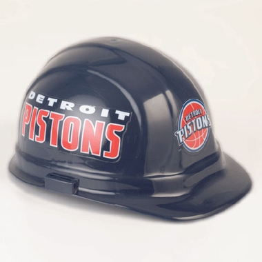 Detroit Pistons Hard Hat