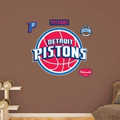 Detroit Pistons Wall Decorations