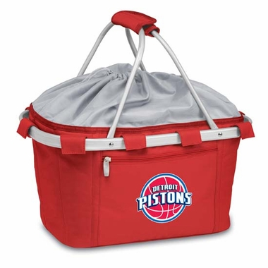 Detroit Pistons Metro Basket (Red)