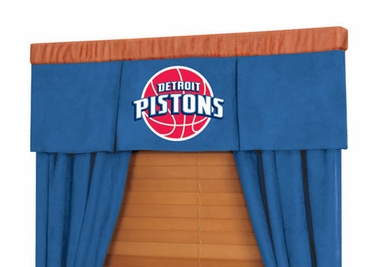 Detroit Pistons Microsuede Valence