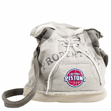 Detroit Pistons Property of Hoody Duffle