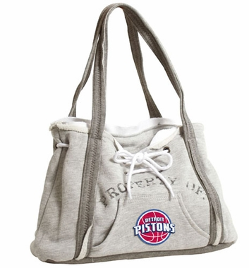 Detroit Pistons Property of Hoody Purse