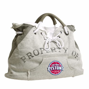 Detroit Pistons Property of Hoody Tote