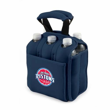 Detroit Pistons Six Pack (Navy)