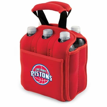 Detroit Pistons Six Pack (Red)