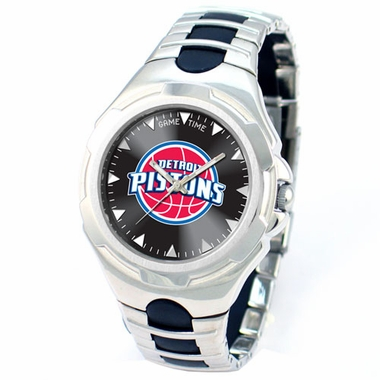 Detroit Pistons Victory Mens Watch
