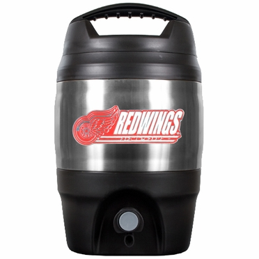 Detroit Red Wings 1 Gallon Tailgate Jug