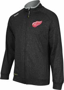 Detroit Red Wings 2012 Performance Training Jacket - Large