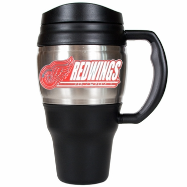 Detroit Red Wings 20oz Oversized Travel Mug