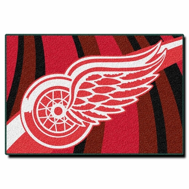 Detroit Red Wings 40 x 60 Rug
