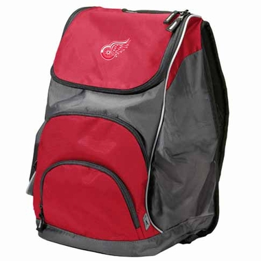 Detroit Red Wings Action Backpack (Color: Red)