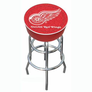 Detroit Red Wings Barstool