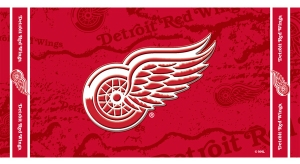 Detroit Red Wings Beach Towel