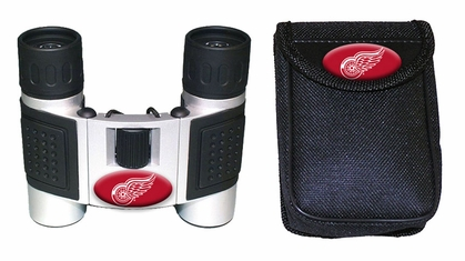 Detroit Red Wings Binoculars and Case
