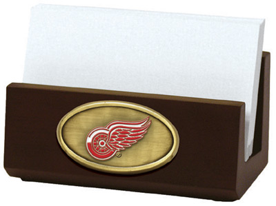 Detroit Red Wings Business Card Holder