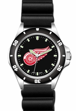 Detroit Red Wings Challenger Men's Sport Watch