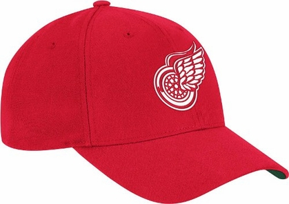 Detroit Red Wings Coaches Vintage Adjustable Snapback Hat