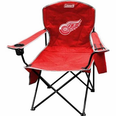 Detroit Red Wings Cooler Quad Tailgate Chair