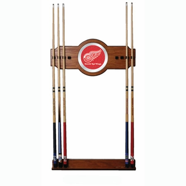 Detroit Red Wings Cue Rack
