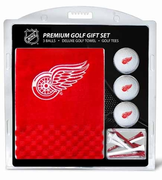 Detroit Red Wings Embroidered Towel Gift Set
