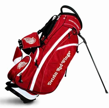 Detroit Red Wings Fairway Stand Bag