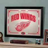 Detroit Red Wings Game Room