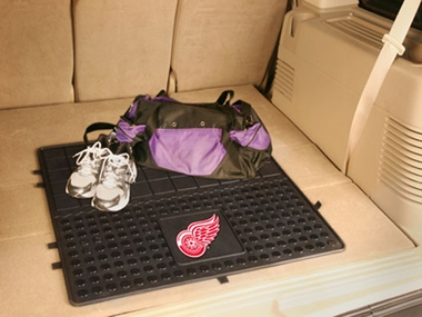 Detroit Red Wings Heavy Duty Vinyl Cargo Mat