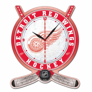 Detroit Red Wings High Definition Wall Clock
