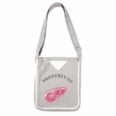 Detroit Red Wings Hoodie Crossbody Bag