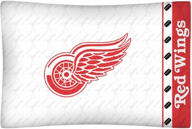 Detroit Red Wings Individual Pillowcase