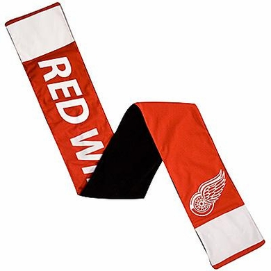Detroit Red Wings Jersey Fashion Scarf