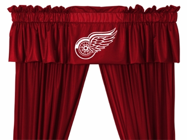 Detroit Red Wings Logo Jersey Material Valence