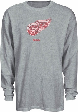 Detroit Red Wings Long Sleeve Thermal Shirt