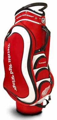 Detroit Red Wings Medalist Cart Bag