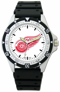 Detroit Red Wings Mens Option Watch