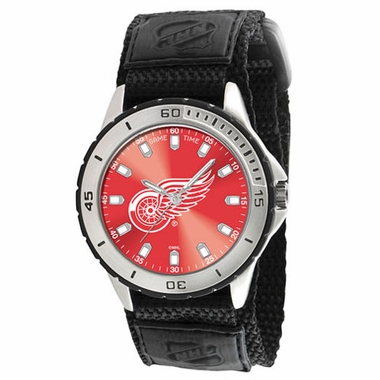 Detroit Red Wings Mens Veteran Watch