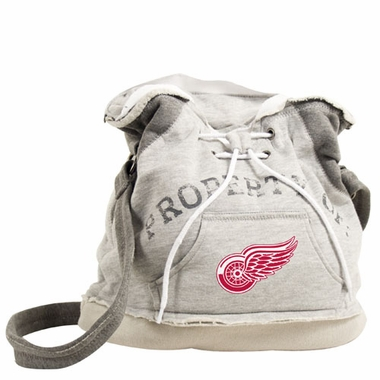 Detroit Red Wings Property of Hoody Duffle