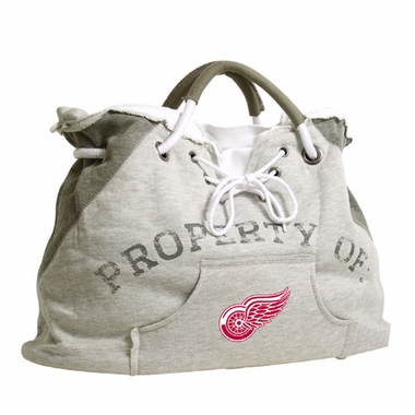 Detroit Red Wings Property of Hoody Tote