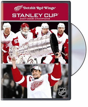 Detroit Red Wings Stanley Cup DVD