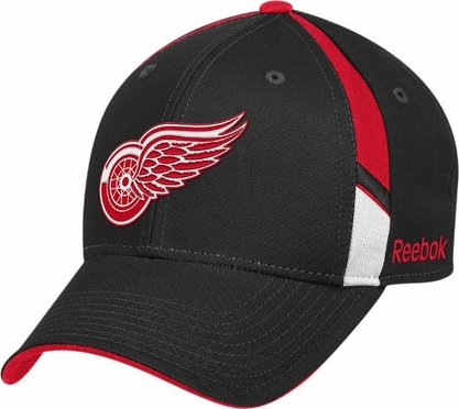 Detroit Red Wings Structured Adjustable Hat
